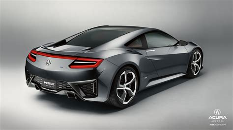 Acura NSX :  Japanese Designed. American Made