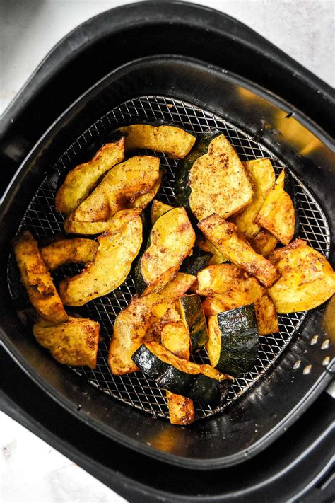squash fryer acorn air recipes recipe projectmealplan