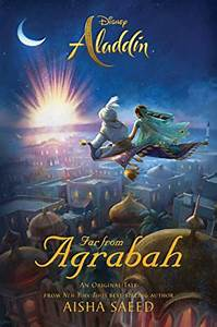 Aladdin Novel Reveals First Look At Magic Carpet Ride With ...