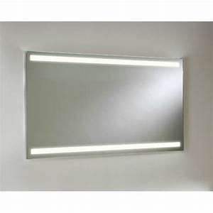 miroir eclairant led encastrable avlon 900 astro lighting With miroir eclairant led