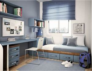 small bedroom for kids with study table and small With interior design teen room study
