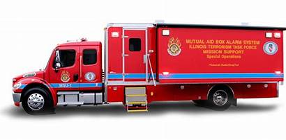 Emergency Vehicles Response Vehicle Command Mobile Management