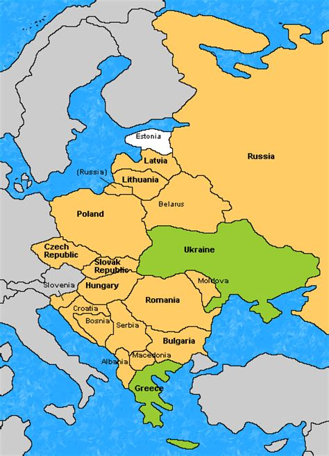 eastern europe map music countries east south guide library north
