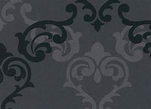 Tapete Barock Schwarz : rasch vanity fair 785524 tapete barock ornamente retro schwarz grau vlies neu ebay ~ Yasmunasinghe.com Haus und Dekorationen