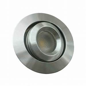 Mini Spot Led Encastrable : mini spot led encastrable 3w 230v ~ Dode.kayakingforconservation.com Idées de Décoration