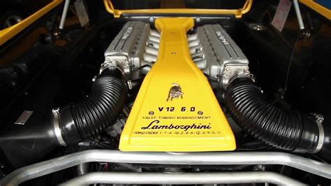 engine bay   lamborghini youtube