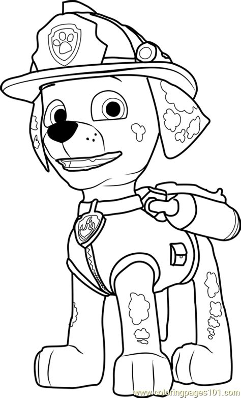 paw patrol coloring pages  getcoloringscom  printable colorings pages  print  color