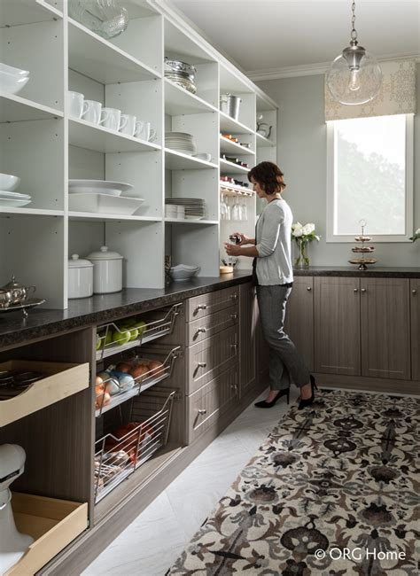 Get Organized Butlers Pantries by Custom Pantry Shelving Storage For Chicago Homes