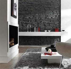 Wand Mit Steinoptik : wandpaneele steinoptik stellen eine schicke m glichkeit ~ Watch28wear.com Haus und Dekorationen