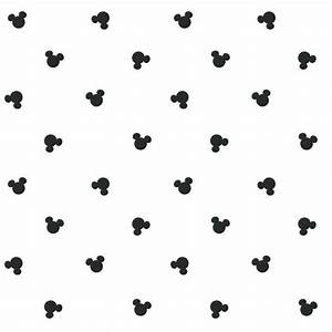 Mickey Mouse Head Pattern - ClipArt Best