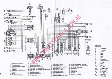 yamaha warrior 350 wiring diagram wiring diagram database