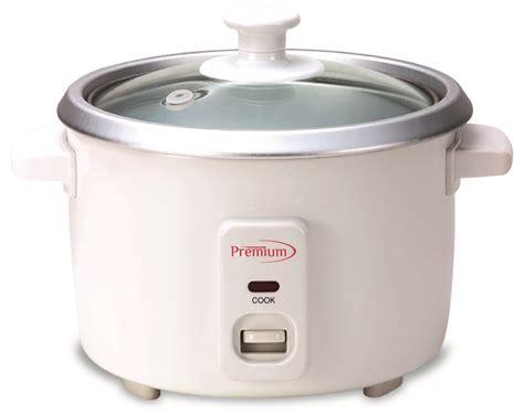 premium appliances  cup rice cooker