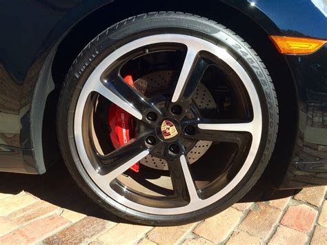 porsche  carrera  wheels sport design edition