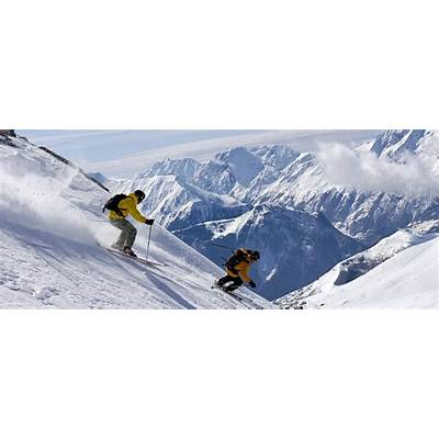 Gulmarg Skiing - Euphoria Travel Services Pvt. Ltd