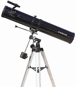 Types of telescopes :: Looking Through the Lens of a Telescope