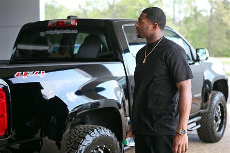 Butler Gets Keys To New Chevy Truck  The Vicksburg Post