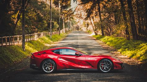 812 Superfast Backgrounds by 812 Superfast Car Hd Cars 4k Wallpapers Images