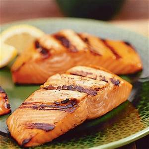 Asian Grilled Salmon Fillet - Quality Seafood, Inc