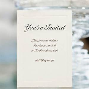 invitation you are invited choice image invitation With wedding invitation small quotes