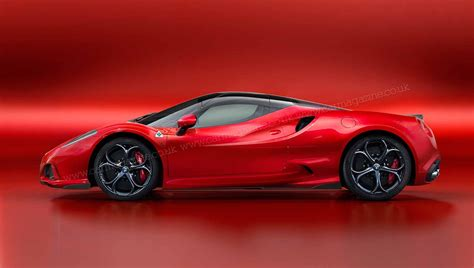 alfa romeos future 8c will be electric hybrid enzari
