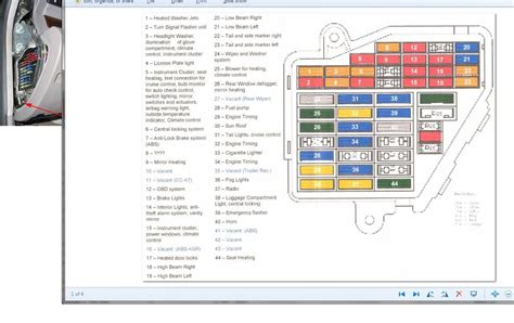 99 Audi A4 Fuse Diagram wrg 2562 lotus elise fuse box diagram