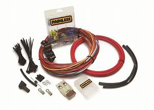 Painless Wiring Wiring Harness Engine Non