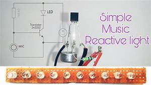Music Reactive Led