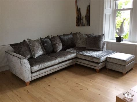 Dfs Settee by Brand New Dfs Settee From The Illumino Range In Ayr