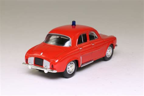 World Fire Engines Series #97; 1960 Renault Dauphine, Fire ...