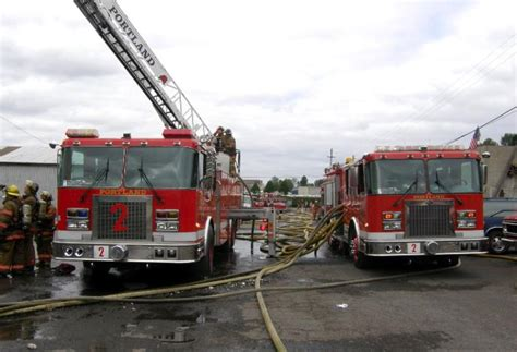 light truck parts portland oregon know the difference between fire trucks and fire engines