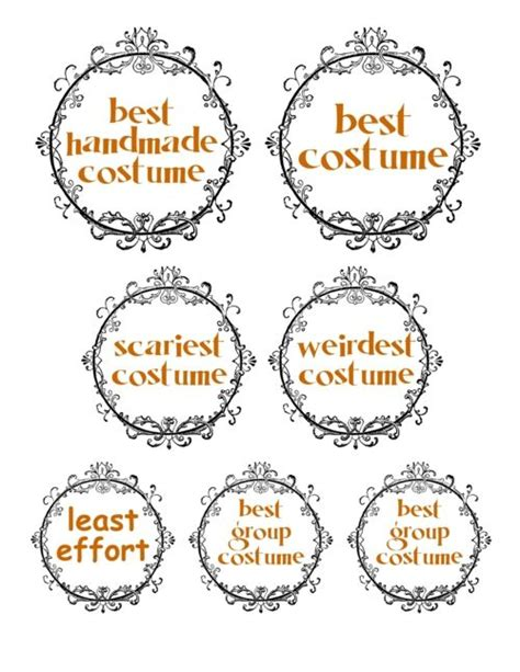 halloween costume contest categories Google Search
