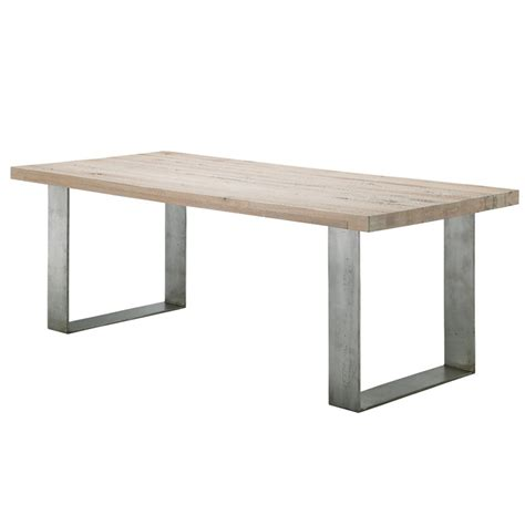 metal legs for wood table modena designer wood dining table