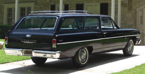 64 chevelle wagon the wagon