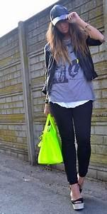 Fall For Fashion Neon gathie Blog Be
