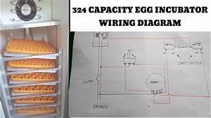 Wiring Diagram Ng Aking 324 Capacity Egg Incubator  With