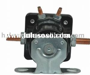 Ford Solenoid Switch  Ford Solenoid Switch Manufacturers
