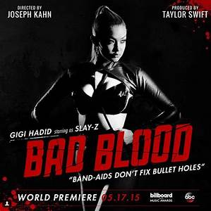 Taylor Swift's Bad Blood music video features every ...