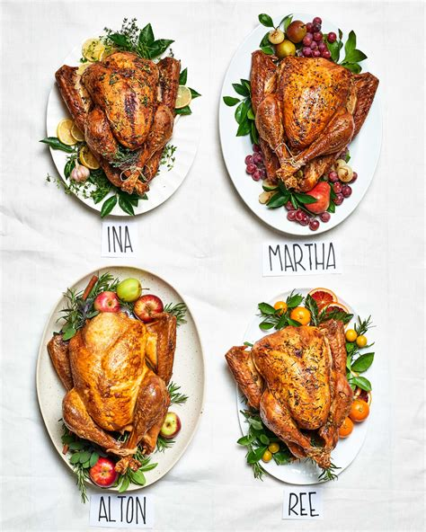 Cooking School Recipes by We Tested The Best Thanksgiving Recipes From Alton Ina