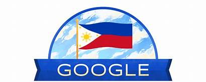 Flag Independence Philippines Philippine Google Doodle Colors
