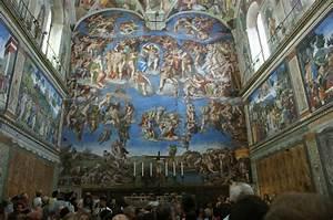 Michelangelo's Last Judgment   It is the most famous part ...