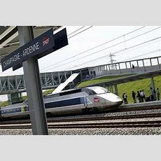 France's Sncf Hopes To Run High Speed Rail In Us