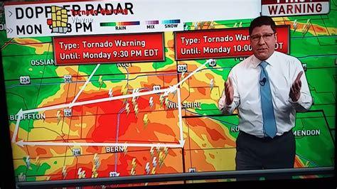 dayton ohio weatherman fires   bachelorette fans