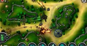 Ibomber defense pacific fur iphone und ipad herunterladen for Ibomber defense iphone ipad tower defense