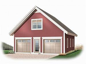 Garage, Loft, Plans