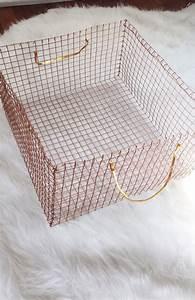 DIY copper wire basket Crafty Witch Pinterest Wire