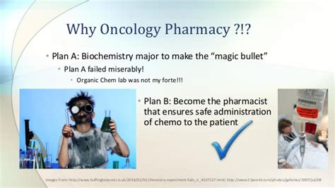 Oncology Pharmacist by Rhochi Seminar Oncology Pharmacy