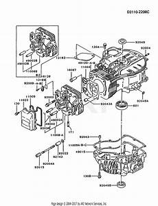 Kawasaki Fc420v Engine Diagram