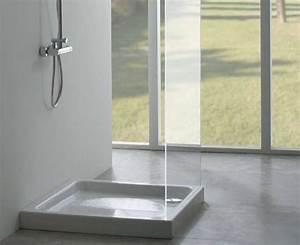Bac A Douche Sur Mesure : bac douche sur mesure good receveur douche ambiance bain ~ Dailycaller-alerts.com Idées de Décoration