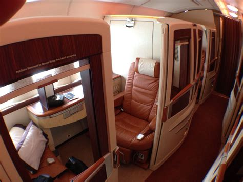 booking singapore airlines suites class