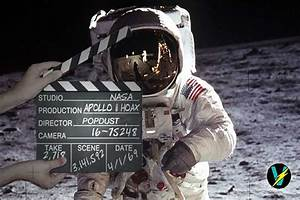 Conspiracy Theory Thursday— The Moon Landings Were Fake ...